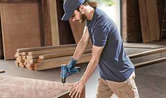 Bosch Professional переход с 10,8 на 12 В