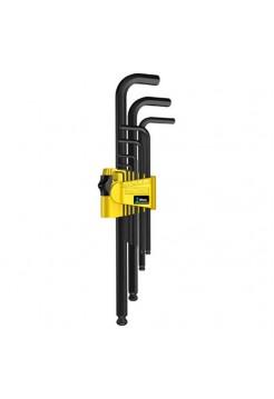 Набор Г-образных ключей 950 PKL/9 SZ N CLIP 9TLG / 9 PCS WERA WE-022171