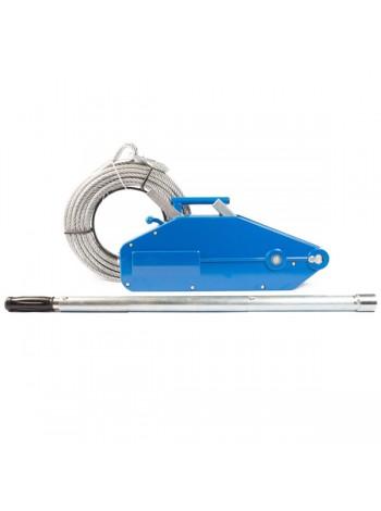 Рычажная тросовая лебедка TOR МТМ 1600, 1,6 т, L=20м 11216
