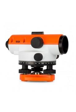 Оптический нивелир с поверкой RGK C-20