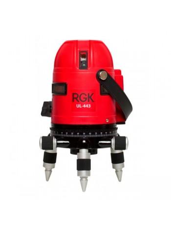 Лазерный нивелир RGK UL-443