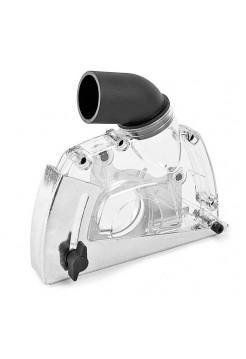 Пластиковый корпус кожуха УШМ (125 мм) без крепления MESSER 10-40-220