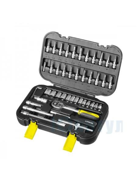 Набор слесарно-монтажного инструмента STAYER MASTER 27760-H46