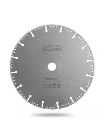 Диск алмазный универсальный V/M 300D-3.1T-3W- 25.4 MESSER 01-11-300