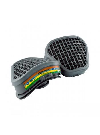 Сменные фильтры для полумасок SPR487/488 GVS Elipse ABEK1 SPR489IDUA