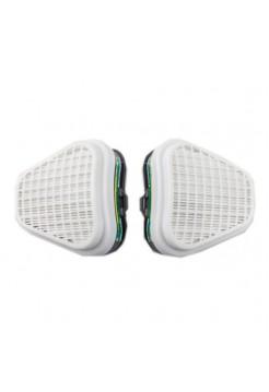 Сменные фильтры для полумасок SPR490/491 GVS Elipse ABEK1P3 SPR492IDUA