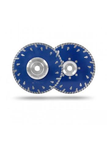 Диск алмазный для резки и шлифовки гранита GR/F (230х22.2 мм) MESSER 01-42-230