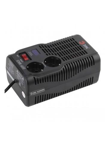 Компактный стабилизатор напряжения ЭРА СНК-600 160-260В/220В, 600ВА Б0032468