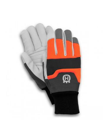 Перчатки Husqvarna Functional с защитой от порезов бензопилой 5950039-10