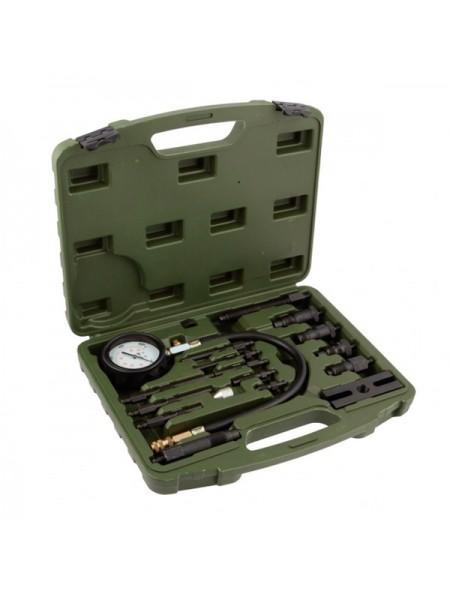 Компрессометр для дизельных двигателей с насадками Дело Техники 830217