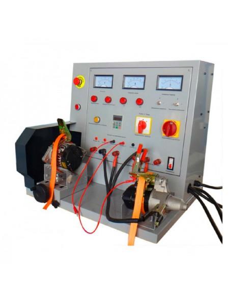 Стенд для проверки генераторов и стартеров KRW220Inverter
