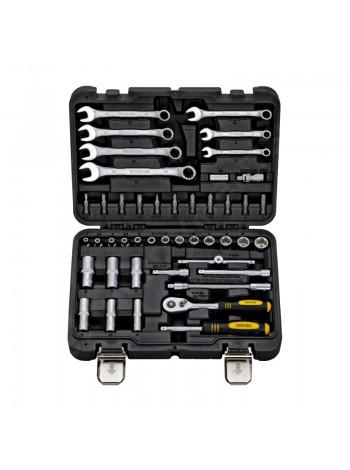 Универсальный набор инструментов 45 предметов Berger BG BG045-14