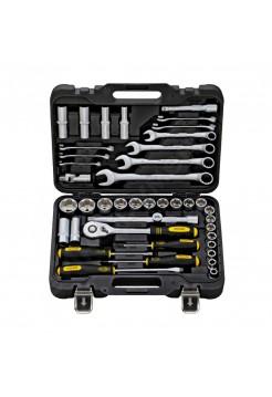 Универсальный набор инструментов 42 предмета Berger BG BG042-12