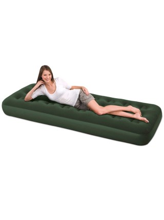 Надувной матрас BestWay Flocked Air Bed/Single/ 67446 BW