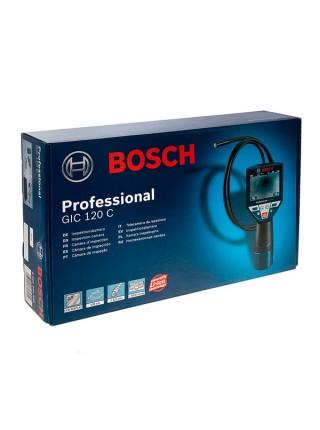 Аккумуляторная инспекционная камера Bosch GIC 120 C 0.601.241.200