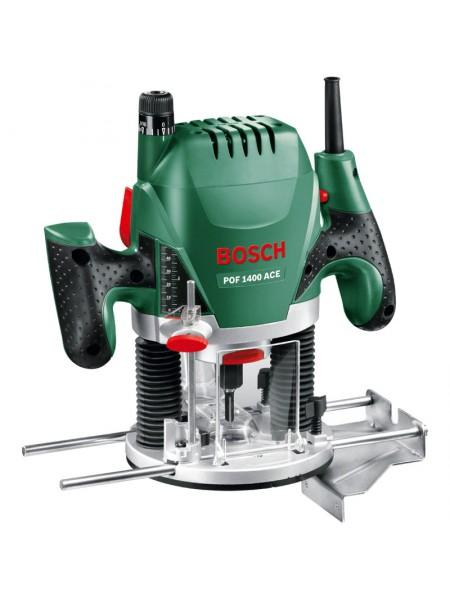 Вертикальная фрезерная машина Bosch POF 1400 ACE