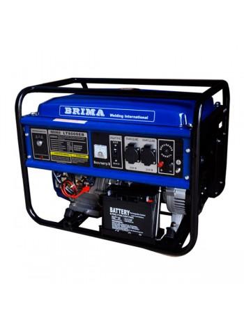 Бензиновый генератор BRIMA LT 8000 EB