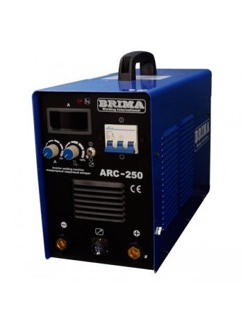 Сварочный инвертор BRIMA ARC-250 220/380B