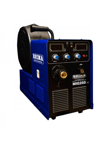 Инверторный сварочный полуавтомат BRIMA MIG-250