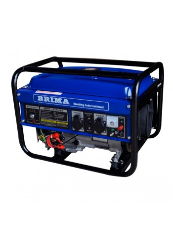 Бензиновый генератор BRIMA LT 2500 EB