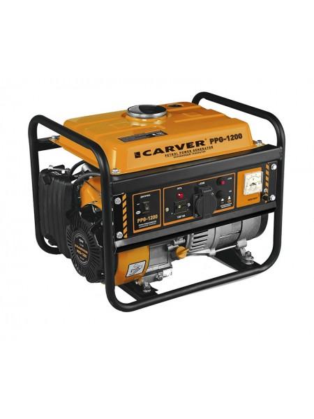 Электрогенератор бензиновый CARVER PPG 1200