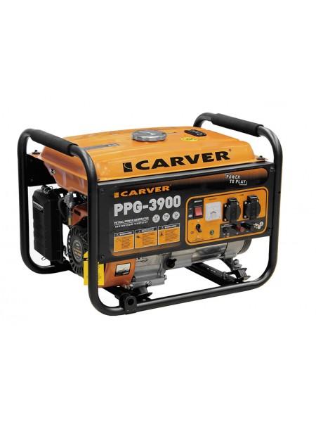 Электрогенератор бензиновый CARVER PPG 3900