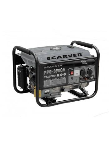 Электрогенератор бензиновый CARVER PPG 3900A