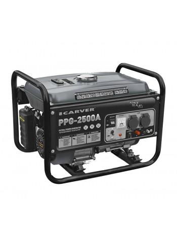 Электрогенератор бензиновый CARVER PPG 2500A