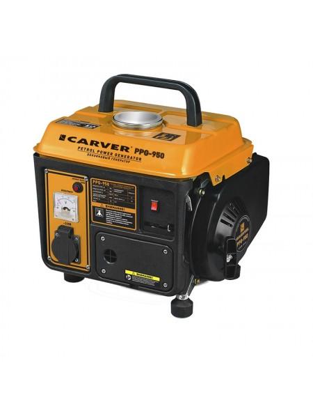 Электрогенератор бензиновый CARVER PPG 950