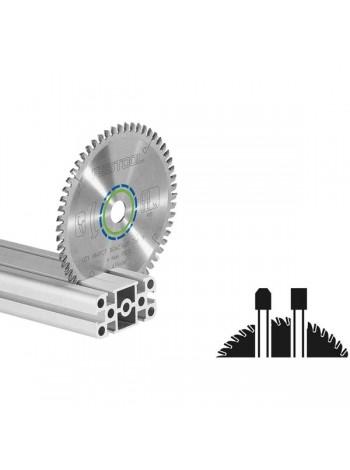 Пильный диск Festool ALUMINIUM/PLASTICS HW 190x2,6 FF TF58