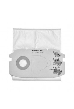 Мешок-пылесборник Festool SELFCLEAN SC FIS-CT MIDI/5
