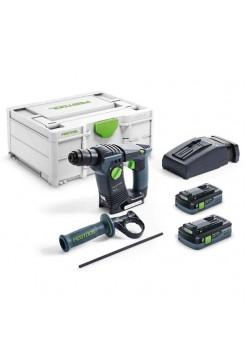 Аккумуляторный перфоратор FESTOOL BHC 18 HPC 4,0 I-Plus