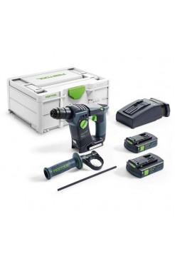 Аккумуляторный перфоратор FESTOOL BHC 18 C 3,1 I-Plus