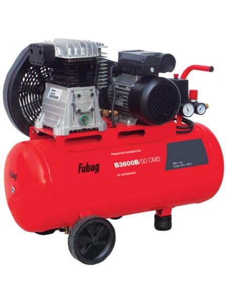 Поршневой ременный компрессор FUBAG B3600B/50 CM3