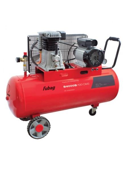 Поршневой ременный компрессор FUBAG B4000B/100 CM3