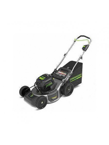 GD-82 82V Газонокосилка GREENWORKS GD82LM46