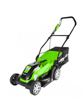 Электрическая газонокосилка GREENWORKS GLM1035 2505107