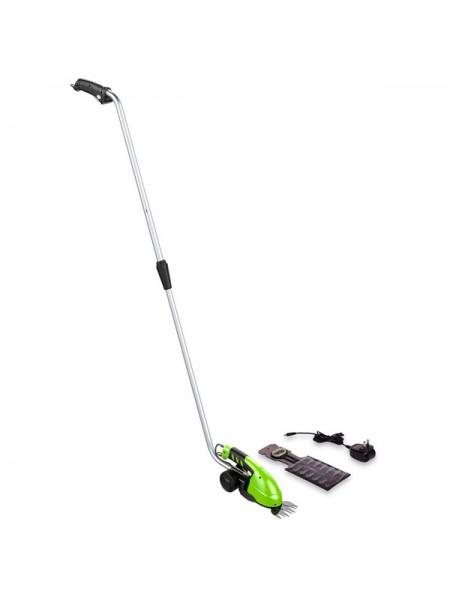 3,6V Аккумуляторные садовые ножницы-кусторез GREENWORKS арт 1600207