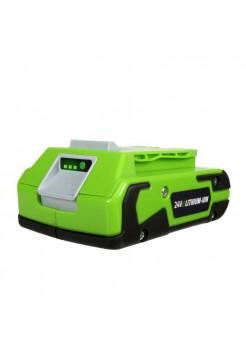 Аккумулятор (2 А*ч; 24 В) G24B2 Greenworks 2902707