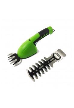 3,6V Аккумуляторные садовые ножницы-кусторез GREENWORKS арт 2903307