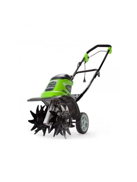 950W Электрический Культиватор GREENWORKS GTL9526