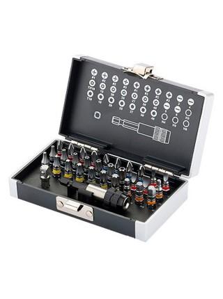 Набор бит и магнитный адаптер (32 предмета) GROSS 11363