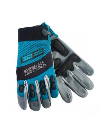 Перчатки универсальные комбинированные (XL) GROSS Stylish 90328