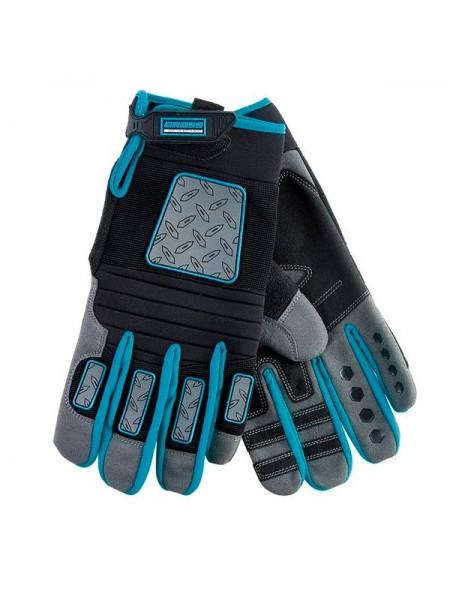 Перчатки универсальные комбинированные (L) GROSS Deluxe 90333