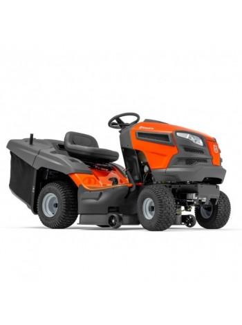 Садовый трактор-газонокосилка с сиденьем HUSQVARNA TC 38
