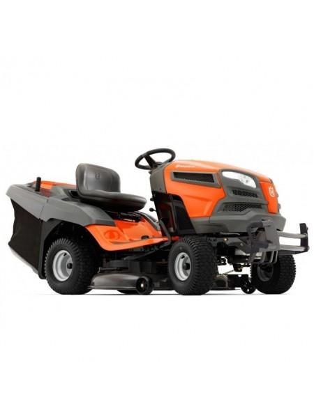 Садовый трактор-газонокосилка с сиденьем HUSQVARNA TC 338
