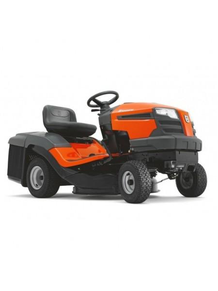 Садовый трактор-газонокосилка с сиденьем HUSQVARNA TC 130