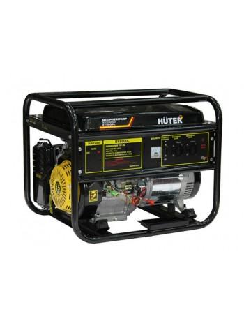 Электрогенератор бензиновый HUTER DY 8000L
