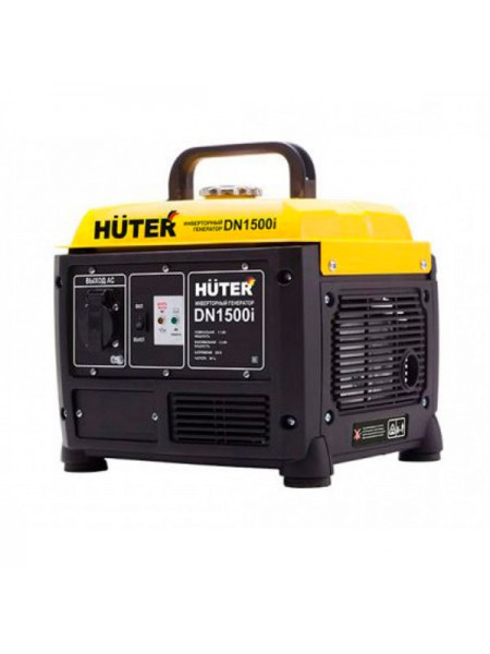 Инверторный генератор бензиновый HUTER DN 1500i