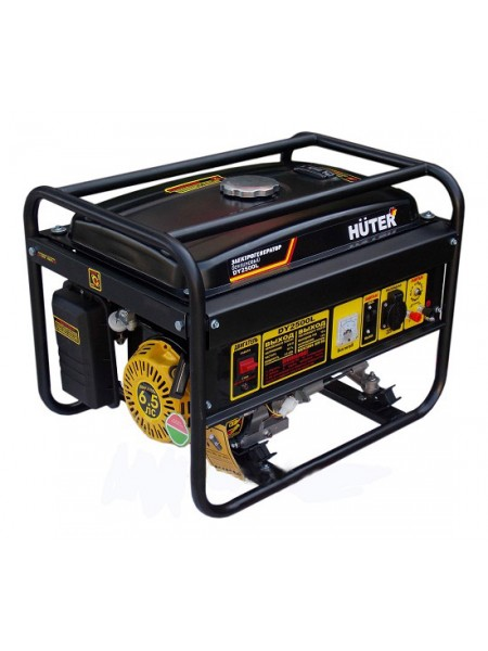 Электрогенератор бензиновый HUTER DY 2500 L